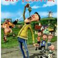 Afacan ve Kurbağa Surat - Freddy Frogface (2011)