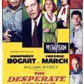 The Desperate Hours - Ümitsiz saatler (1955)